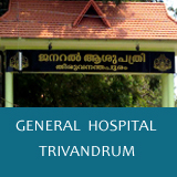 GOVERNMENT GENERAL HOSPITAL THIRUVANANTHAPURAM