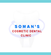 SOMAN 'S  COSMETIC  DENTAL  CLINIC